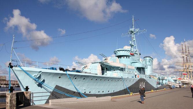Zobacz legendy na majówce w Gdyni. Polskie wielkie okręty na wodzie