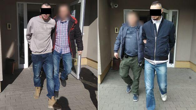 Policja: zagrozili 13-latkowi, oddał im telefon i 10 złotych
