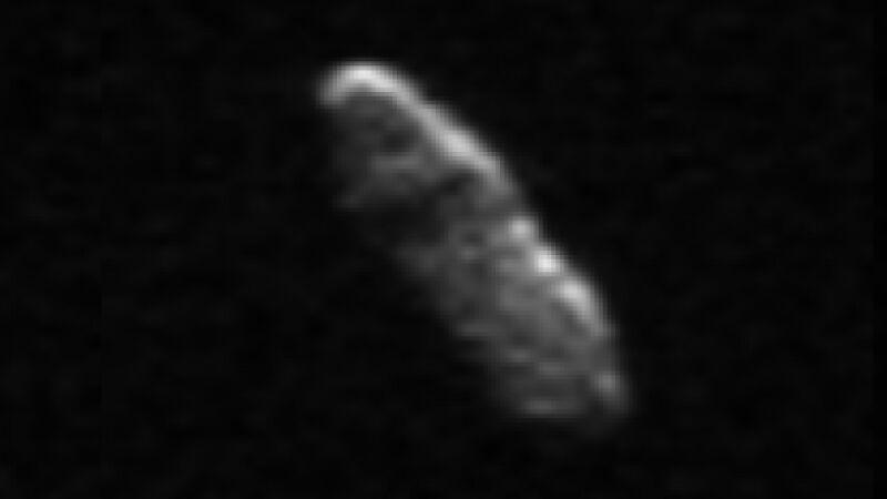 Asteroida przeleci w Wigilię blisko Ziemi
