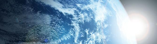 Ziemia powstała jako mokra planeta?