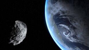 Największa w tym roku i bardzo szybka. Asteroida przeleci obok Ziemi już 21 marca